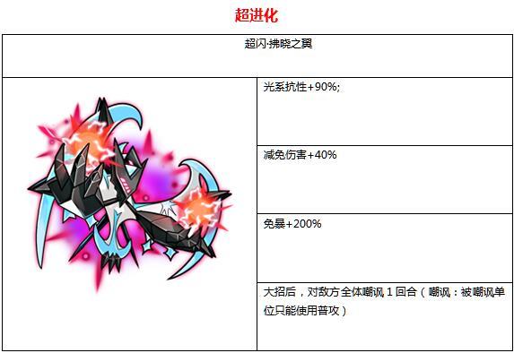 《妖怪宝可萌》8月30日更新公告